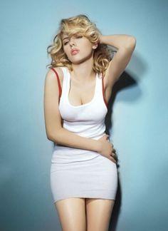 Piccsy :: Scarlett Johansson #scarlett #johansson