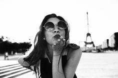 kiss #paris #kiss