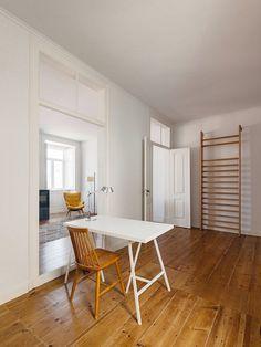 Estefania Apartment / Estudio Branco Delrio Arqitectos