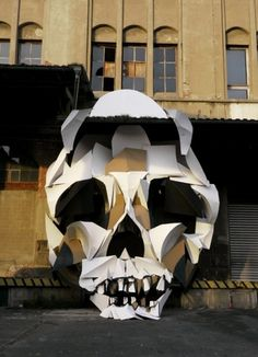 We Make It Good #skull #architecture #art