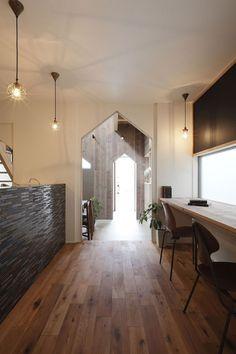 CJWHO ™ (Hazukashi House, Kyoto by Alts Design Office |...)