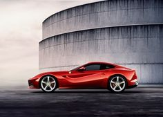 Tumblr #ferrari #photography #berlinetta #f12