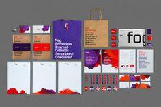 fogg #promotional #identity #stationery