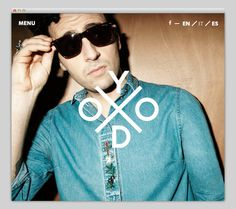 OXYDO #website #layout #design #web