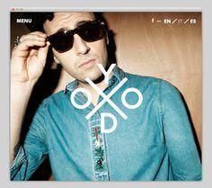 OXYDO #website #layout #design #web
