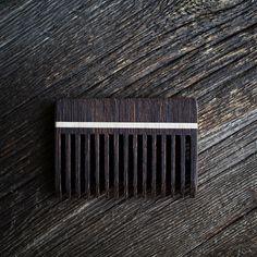 Shark Fin Beard Comb