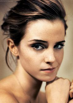 Photography(Emma Watson) #photograph #face #portrait #girl