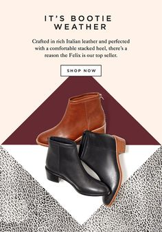 Shop The Felix Stacked Heel Bootie At The Official Loeffler Randall Online Store LoefflerRandall.com #randall #loeffler #email