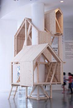 wtl21: brunogiliberto: Worapong Manupipatpong #wood #house