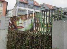 Hidden Railing Street Art6 640x477 #guerillia #picture #nice