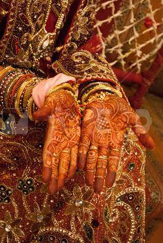IG054 #bride #heena