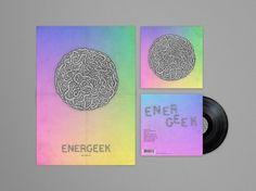 Anna Magnussen Graphic Design #cover #energeek