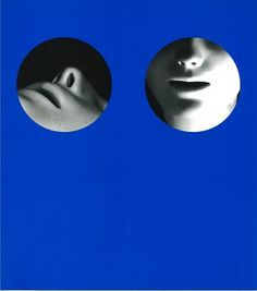 Lorna Brown: Character, A Project for Presentation House | Presentation House Gallery #circle #nose #blue #face #mouth