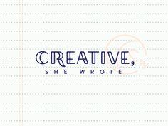 Creative she wrote