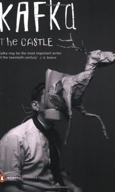 The Castle by Kafka via Baubauhaus. #book cover #kafka