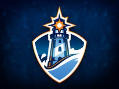Kris_bazen_middlesex_islanders #badge #lighthouse #islanders #logo #hockey