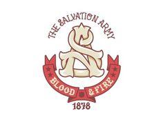 Sa 03 #badge #army #salvation #the #logo