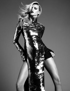 Maryna Linchuk David Roemer #sexy #model #girl #look #hot #photography #portrait #fashion #style