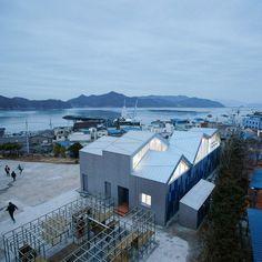 Gangjin Children Center by JYA-RCHITECTS #minimalist #design #architecture #minimal
