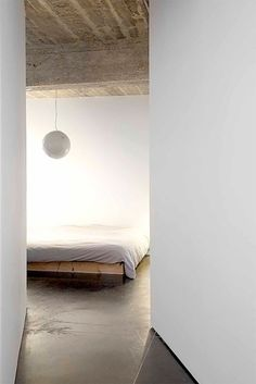 bed #plain #interiour #bed
