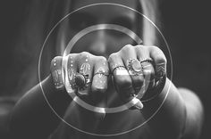 G – BY BALI BENSON #inspiration #logo #photography #design