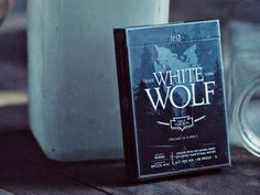 White Wolf Vodka by Mike Clarke