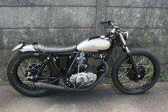 BratstyleSR500 Pipeburn Purveyors of Classic Motorcycles, Cafe Racers #bratstyle #yamaha #motorcycle