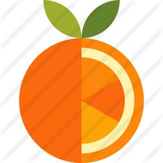 See more icon inspiration related to clementine, food and restaurant, Vitamin c, citrus, citric, food and fruit on Flaticon.