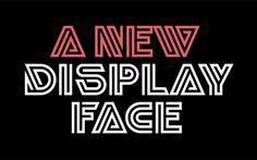 Lunetta — Typeface on Behance #type