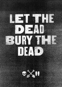 Let The Dead / Bury The Dead - Action Hero