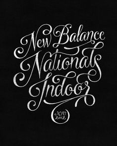 Newbalanceindoor2012 #shadows #lettering