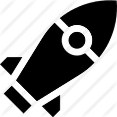 See more icon inspiration related to launch, business and finance, seo and web, startup, outer space, rocket launch, space ship launch, rocket ship, space ship, transportation, universe, rocket, space, business and transport on Flaticon.
