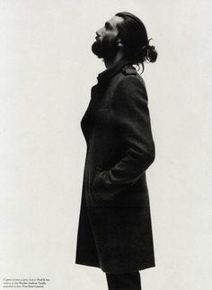 Man #fashion #man #guy #coat