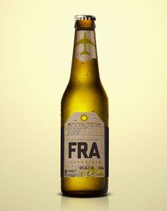 Around The World Beer Flight - FRA