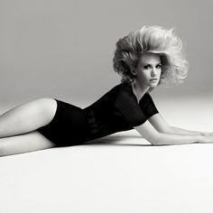 January Jones - Interview Magazine #fashion #january #photography #jones