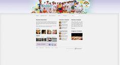 Portal Web Corporativo / Fundación Social Colombiana de Salud #pereira #exusmultimedia #herduin #exus #design #black #webdesign #colombia #blue #web