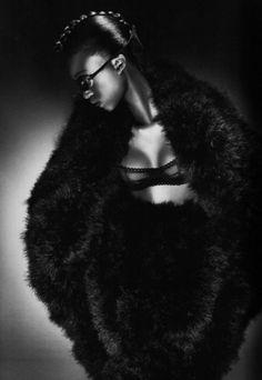 Merde! - inspirationgallery: Strangelove By Sølve... #fashion #photography