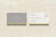 The Chanler Branding - Mindsparkle Mag