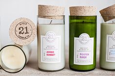 Nudge #packaging #candle