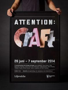 Attention: Craft on Behance