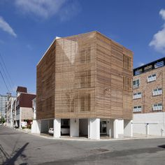 Louver Haus by Smart Architecture #architecture