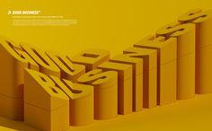 Good Design is Good Business (4) #rizon #parein #typography