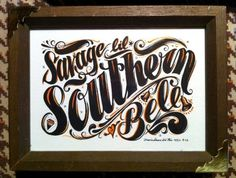 Typeverything.com Savage Lil' Southern Bell by... - Typeverything