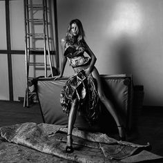Gisele Bundchen #white #gisele #black #photography #and