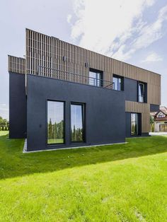 Modern Poznan House in Poland 1