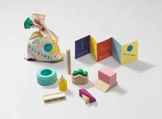 Kokoro & Moi – World Design Capital Helsinki 2012 Products #modern #color #pastel #scandinavian #agency