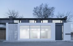 Renovation of No. 8 Building by C+ Architects