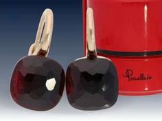 Ohrschmuck: elegante, hochwertige Pomellato Ohrringe aus der Kollektion
