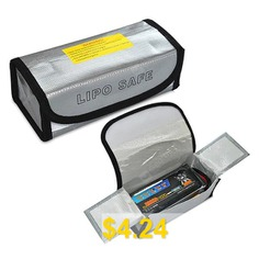 Explosion-proof #Fire-proof #LiPo #Battery #Bag #- #COLORMIX