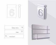 Signage | Sign Design | Wayfinding | Wayfinding signage | Signage design | Wayfinding Design | 楼层指示